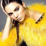 Örgü Saç Modelleri Saç Stillerinde Her Zaman Moda Kendall Jenner
