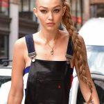 Örgü Saç Modelleri Saç Stillerinde Her Zaman Moda Gigi Hadid