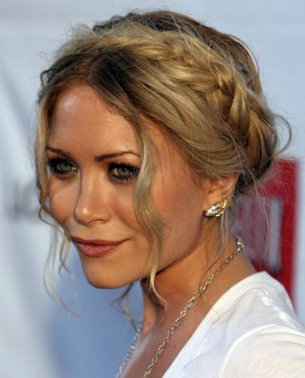 Örgü Saç Modelleri Saç Stillerinde Her Zaman Moda Mary Kate Olsen