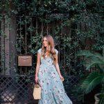Yaz Modası: Çiçekli Elbise ve Kıyafet Kombinleri