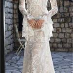 2019 Gelinlik Modelleri; Yaz Düğünleri İçin Şık Tasarımlar