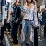2018 Yaz Modası Metalik Kıyafet Kombinleri İle Yeni Bir Trend Yakaladı