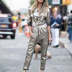 2019 Yaz Modası Metalik Kıyafet Kombinleri İle Yeni Bir Trend Yakaladı