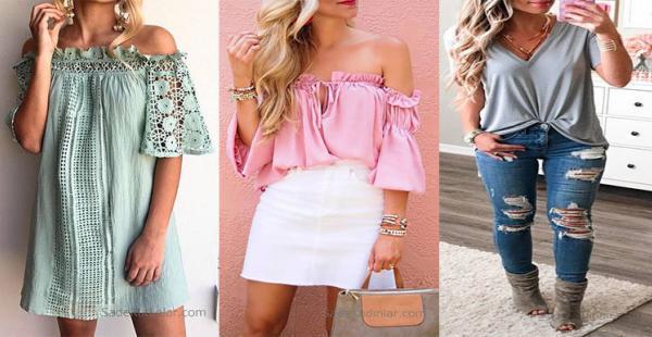 Yazlık Kıyafetler ve Şık Kombinler İle Bu Yaz Gözler Üzerinizde Olacak!