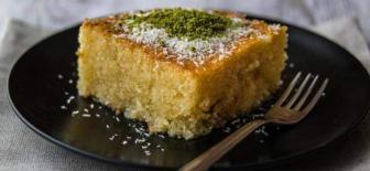 Revani Tatlısı Tarifi Yemek Sonrası Enfes Lezzet