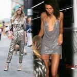2021'in En Tarz Bayan Metalik Kıyafet Kombinleri