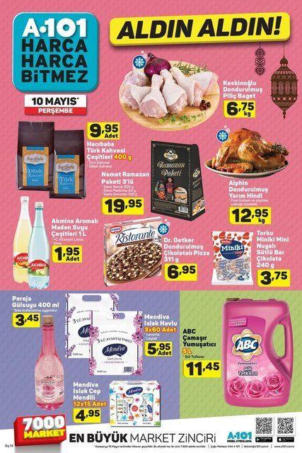 A101 Aktüel Ürünler Bu Hafta 10 Mayıs Perşembe İndirimdeki Ürünler