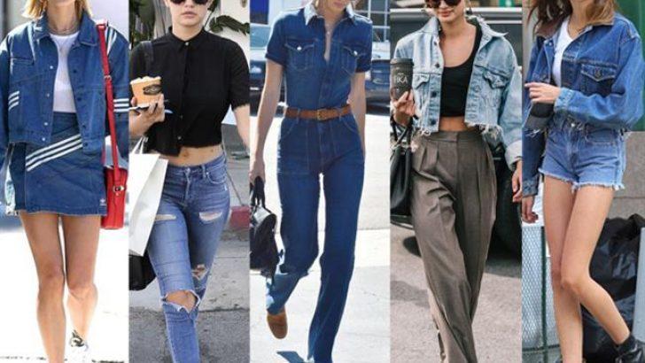 2018 Kot Kombinleri, Yaz & Kış Sokak Modasının Değişmeyen Trendleri