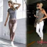 Bayan Skinny Jean Modelleri Hala Şık ve Trend Kombinler