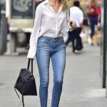 2018 Skinny Jean Modelleri Hala Şık ve Trend Kombinler