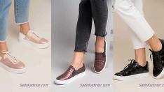 Sneakers Bayan Spor Ayakkabı Modelleri Hem Rahat Hem Şık