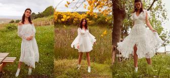 2018 Beyaz Elbise Modelleri İle İster Nikah İster Davetlerde En Şık Siz Olun!