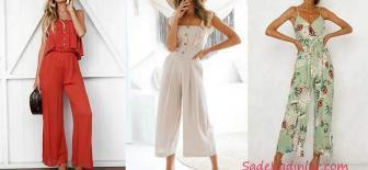 Dikkat Çekici ve İddialı 2019 Bayan Tulum Modelleri