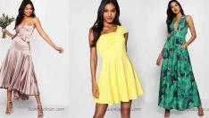 Kloş Elbise Modelleri ve En Şık Yazlık Elbiseler 2019