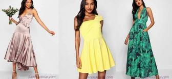 Kloş Elbise Modelleri ve En Şık Yazlık Elbiseler