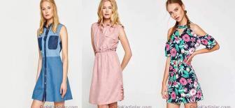2019 Koton Elbise Modelleri Sezonun En Moda Yazlık Elbiseleri