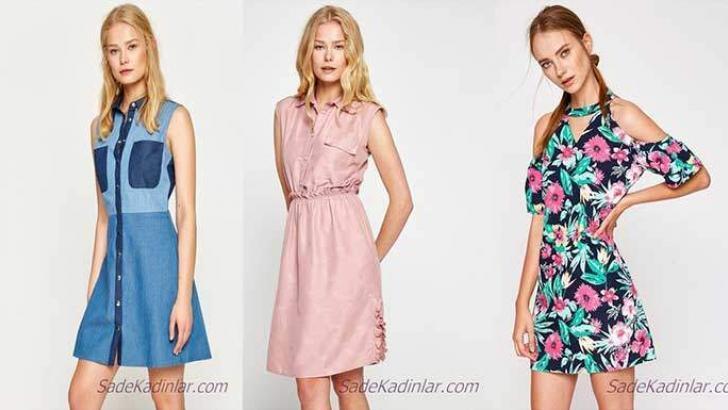c9977a7b982d2 2019 Koton Elbise Modelleri Sezonun En Moda Yazlık Elbiseleri ...