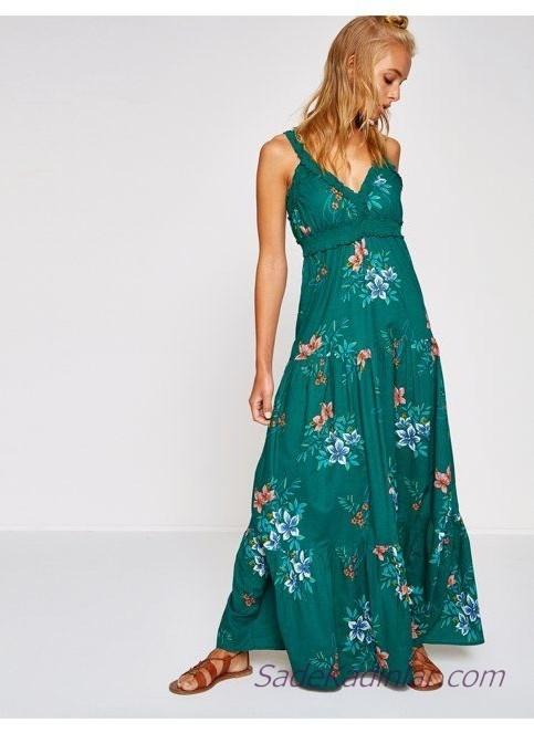 8cb647976bec1 İşte bizde sizler için koton elbise modelleri koleksiyonundan en şık ve son  moda koton elbiselerini bir araya getirdik…