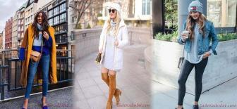 2019 Kış Kombinleri Modanın En Tarz Hali