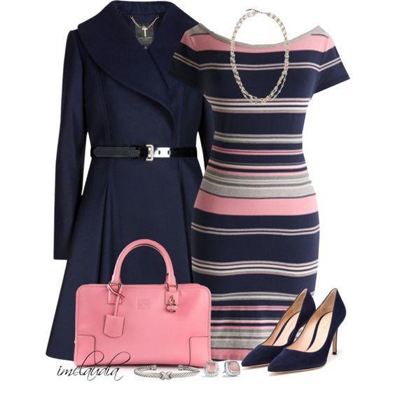 2019 Moda Renkleri Pembe Mini Kısa Kollu Elbise Lacivert Trençkot