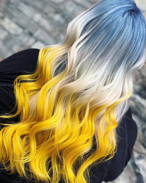 2019 Saç Trendleri Ve En Güzel Pastel Saç Renkleri Sadekadınlar