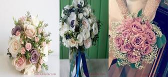 Düğünlere Damgasını Vuracak 2019 Gelin Buketi Modelleri