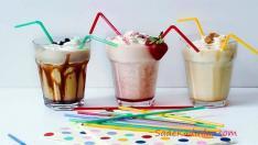 Ev Yapımı Milkshake Tarifi Yazın Sıcağında Serinleten İçecek Tarifi