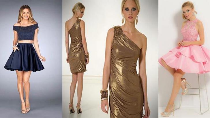Mezuniyet Ya da Şık Bir Parti İçin En Güzel Gece Elbise Modelleri