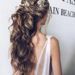 2019 Abiye Saç Modelleri