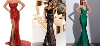 En İyi ve Şık Abiye Elbise Modelleri Düğün ve Nişan İçin
