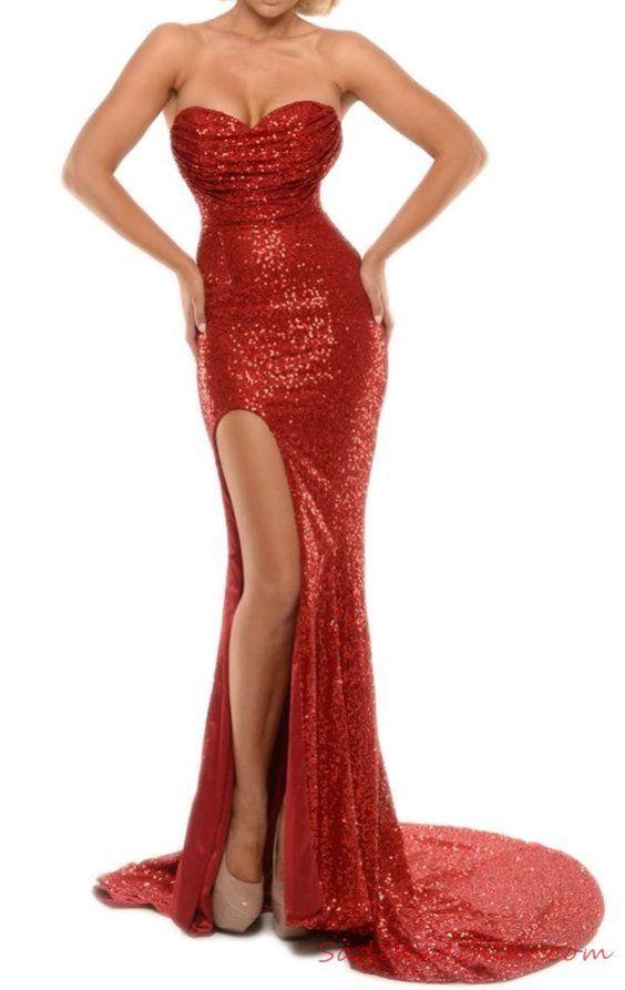 Etkileyici ve Gösterişli Abiye Elbise Modelleri