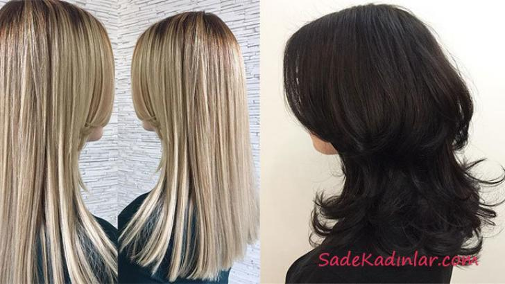 Tarzınızı Yansıtacak en Trend Düz Saç Modelleri