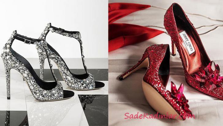 Jımmy Coo'dan Muhteşem Abiye Ayakkabı Modelleri