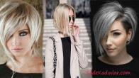 Kullanımı Kolay Gösterişli ve Şık Kısa Saç Kesimleri