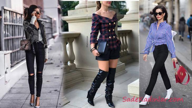 Sonbahar Kış İçin Trend Kombinler – Kadınlar İçin Şık Kıyafetler