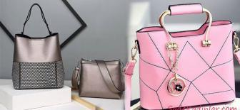 2019 Bayan Çanta Modelleri Kombinlerinin Şık Aksesuarı
