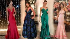 2019 Saten Elbise Modelleri İle Gece Şıklığınıza Tarz Katın
