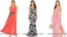 2019 Uzun Elbise Kombinleri İle Yaz Sezonuna Şık Girin