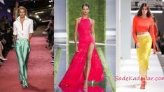 2019 İlkbahar Moda Trendleri New York Moda Haftası