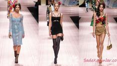 Dolce & Gabbana 2019 İlkbahar/Yaz Moda Defilesi
