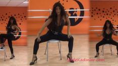 Hamdi Alkan'ın Eşinden Muhteşem Dans Performansı