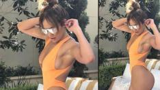 Jennifer Lopez Fit Vücuduyla Görenleri Mest Etti!