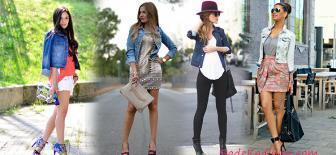 Kot Ceket Kombinleri Mevsim Geçişleri İçin Şık Kıyafetler