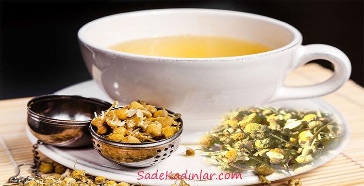 Papatya Çayı İle Rahatlayın ve Derin Uykuya Dalın