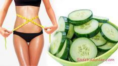 Salatalık Diyeti İle 3 Günde 1 Kilo Verebilirsiniz!