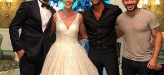 Survivor Merve Aydın Mehmet Akif ile Evlendi!