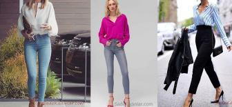 2019 Günlük Pantolon Gömlek Kombinleri