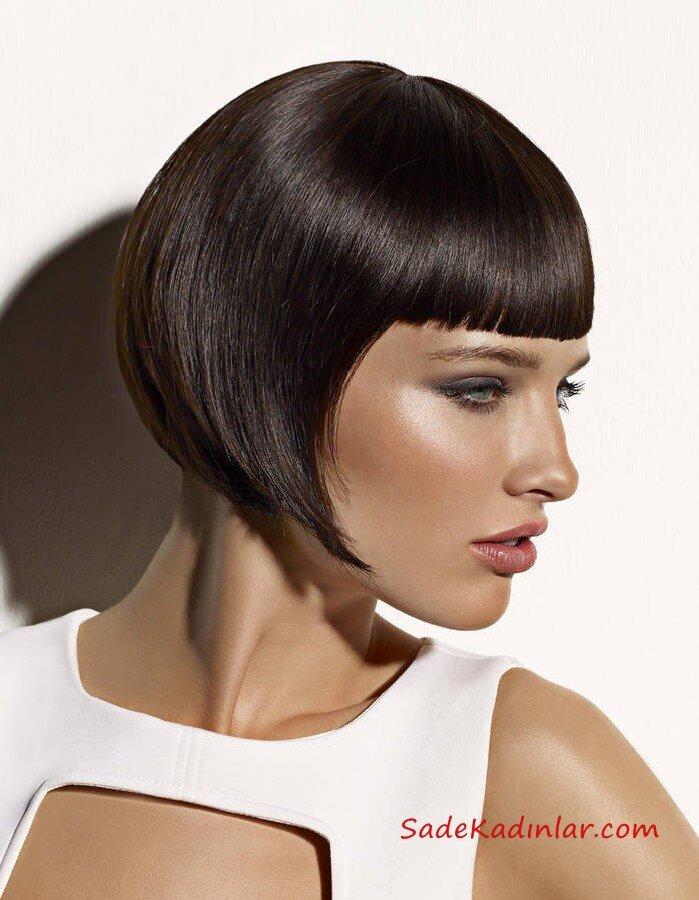 2019 Kısa Saç Kesim Modelleri