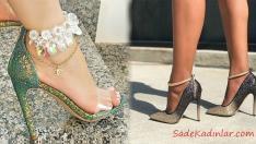 Payetli Ayakkabı Modelleri İle Şık Kombinlerinizi Tamamlayın