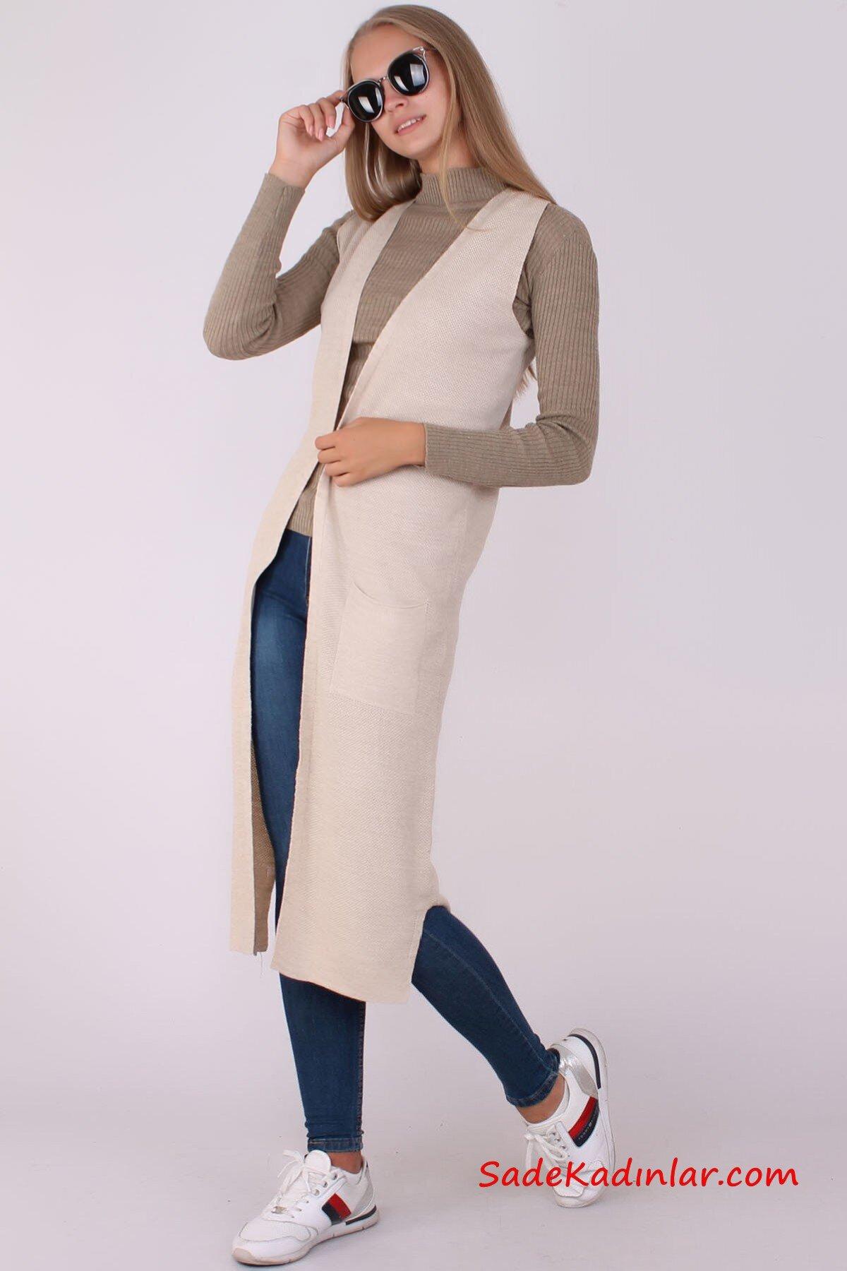 2019 yeni moda kot elbise modelleri